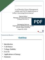reactive power - 082010-jackson1.ppt