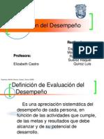 EXPO IV Evaluacion Del Desempe_o