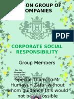 Corporate Social Responsibility Final