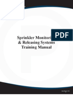 Sprinkler Monitoring Manual