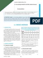 RILEM TC 162-TDF - Test and Design Methods for Steel Fibre Reinforced Concrete - S-e DESIGN METHOD
