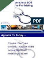 Swine Flu Briefing 30 Apr 2009 (2)
