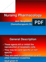 Pharmacology Powerpoints- Anti NEOPLASTIC
