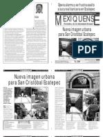 Versión impresa del periódico El mexiquense 1 julio 2013
