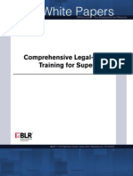 Legal Training