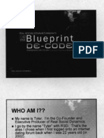 Blueprint decoded notes real social dynamics blueprint decoded slides malvernweather Gallery