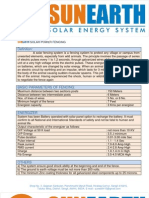 Sunearth Solar Power Fencing (Autosaved)