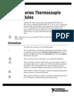 SCC-TC Series Thermocouple