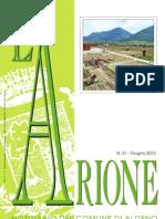 L'Arione notiziario comunale Aldeno giugno 2013