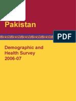 PDHS Final Reprt 2008
