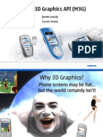 Mobile 3D Graphics API M3G En