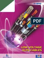 KEC LT XLPE Cables Brochure