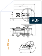 3Tonnes - Manual Driven Winch