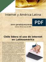 Internet y América Latina