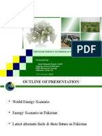 Alternate Energy Biodiesel