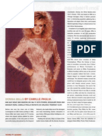 Interview between Donna Mills and Camille Paglia