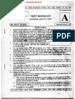 UPSC IES General Ability Test Paper Www.upscportal.com