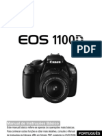 EOS 1100D Basic Instruction Manual PT v1.0