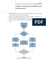 Generalitati Sisteme ERP Si Studiu Aplicativ