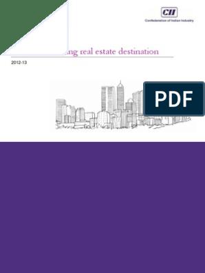 Pune-The Leading Real Estate Destination-2012-13 | Mumbai