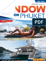 Window on Phuket July 2013