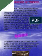 LA GASTRONOMÍA DE TENERIFE-Paula Martín Díaz