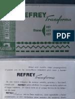 Manual Refrey 427