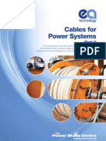 10914 Cables for Power Systems V4