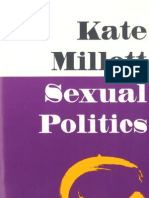 Sexual-politics - Kate Millet