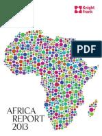 Africa Report 2013 - Www.metrecarre.ma