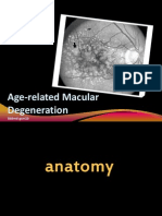 Age Related Macular Degeneration Presentation 1