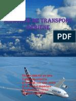 Mijloace de Transport Aeriene