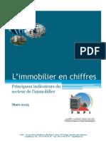 L Immobilier en Chiffres Mars-2013 - Www.metrecarre.ma