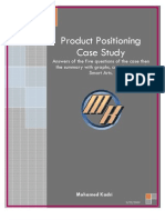 PPM Case Study Answers