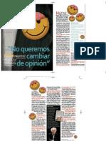 Entrevista a Eduardo Punset