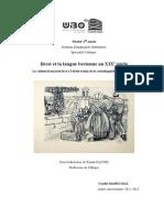 Brest et la langue bretonne au XIXe siècle