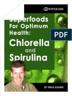 Superfoods For Optimum Health
