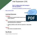 Helpful Basic Worksheet