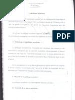 Polycopie - Politique Monétaire