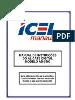 alicate ICEL 7900