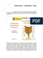 107516235 Alexander Schmemann Euharistia Taina Imparatiei