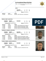 Peoria County booking sheet 07/01/13