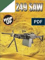 A&K M249 SAW Manual