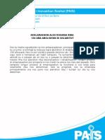 Nota Di Prensa 2013 Abolishon
