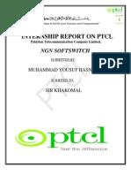 37866601 PTCL Internship Report