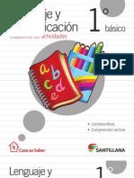 cuadernillo lenguaje 1