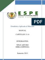 Manual Capitulo 13-14