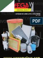 Catalogo Wega 2011-2012 Filtros Linha Leve