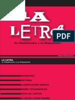 LA LETRA Presentación Origina..