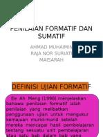 Penilaian Formatif Dan Sumatif